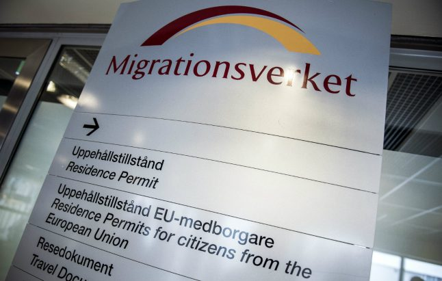 Sweden reports shorter waiting times for asylum decisions