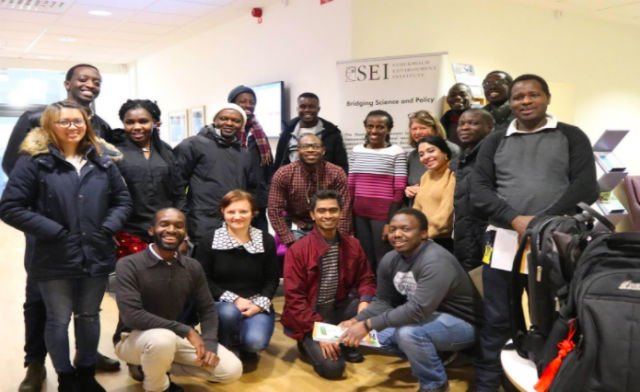 A trip to remember: NFGL Local Network SLU meets climate policy experts