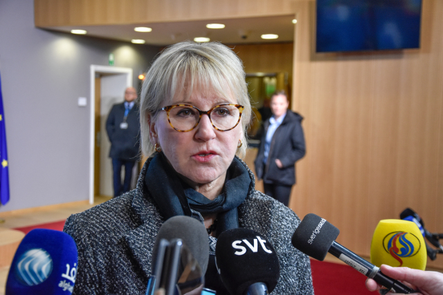 Sweden calls on Russia to 'answer UK questions'