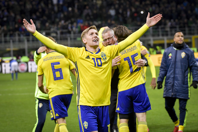 Sweden considering diplomatic snub of Russia World Cup