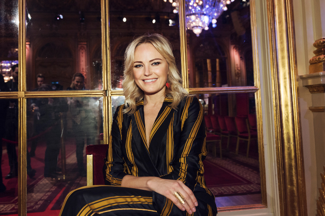 Interview: Hollywood's Malin Åkerman to star in her first Swedish film… and it's a musical!