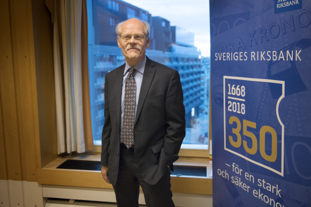 Swedish cryptocurrency could be coming soon, but cash is still needed: Riksbank boss