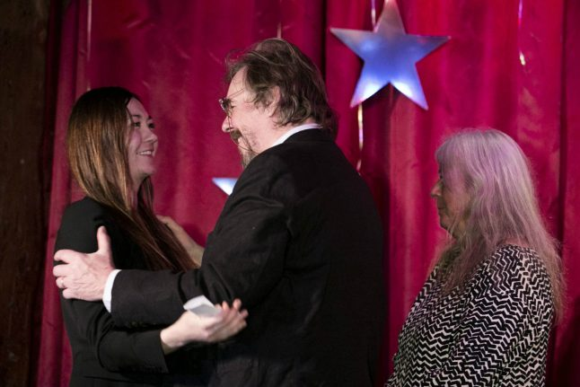 Family and friends celebrate the life of late journalist Kim Wall