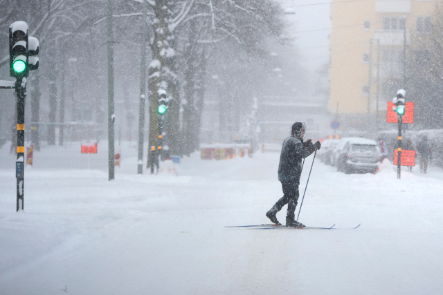 The worst is over (we think), but if you live in these areas you may get more snow today
