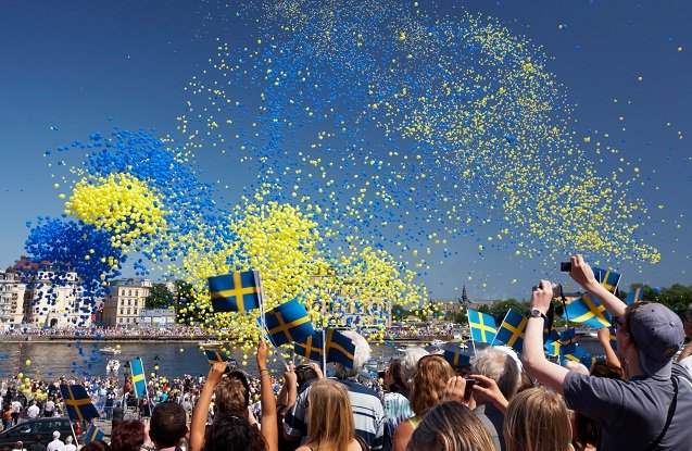 Here's where Sweden's foreign residents live and where they come from