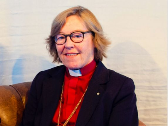 Sixty years of female pastors in the Church of Sweden
