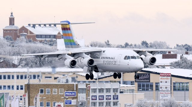 Majority of Swedes support new aviation tax: poll