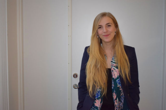 Meet the Women in Tech: KryptoGäris founder Tove Andersson