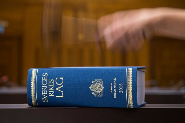 Swedish lay judges suspended after criticized assault ruling