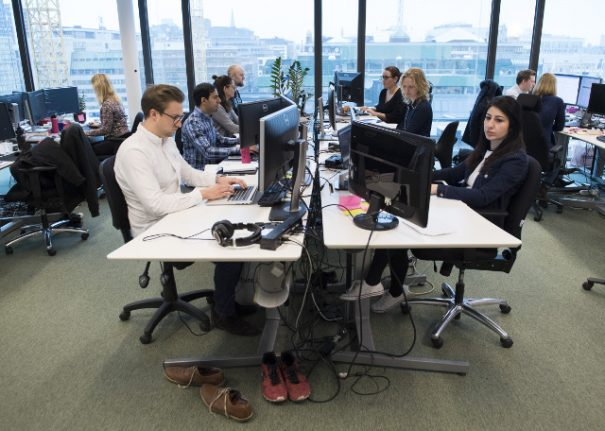 UK would gain £180 billion GDP boost by matching Sweden's female employment rate: study