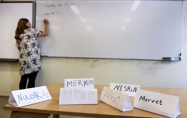 Inspectorate highlights failings in Swedish for Immigrants courses