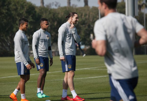 Zlatan outshone by a Scot and a Hungarian as second Galaxy appearance falls flat