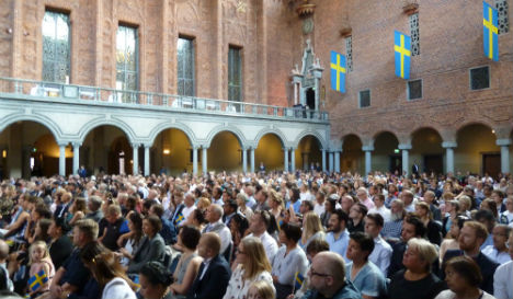 Sweden second in EU in giving Brits citizenship