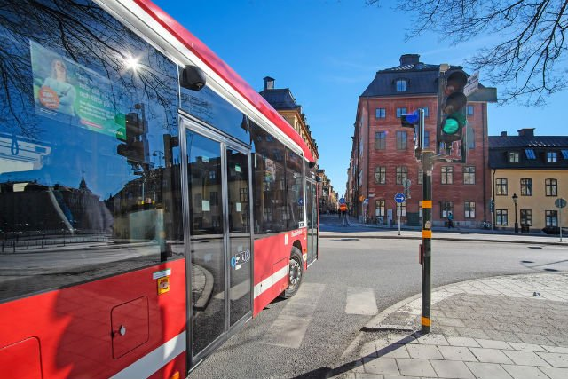 Young people might get free transport in Stockholm this summer