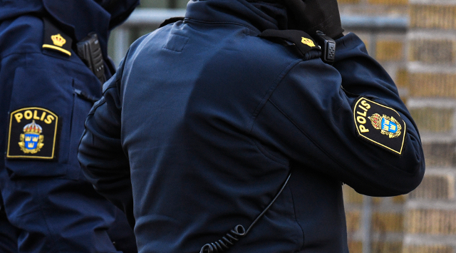 Three held after anti-terror raids in Stockholm and northern Sweden