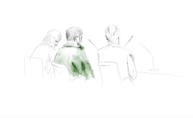 Stockholm terror trial nears final phase
