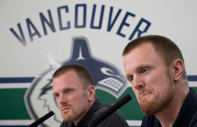 Sweden's record-breaking Sedin twins to retire from NHL