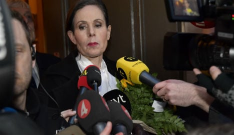 'Not all traditions are worth preserving': ousted Swedish Academy head Sara Danius