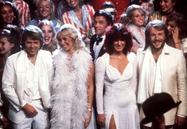 Abba reunites to record new music after 35 years