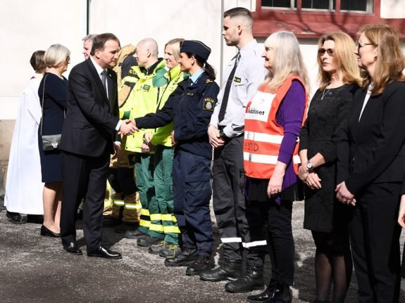 Sweden marks anniversary of terror attack with message of hope and solidarity