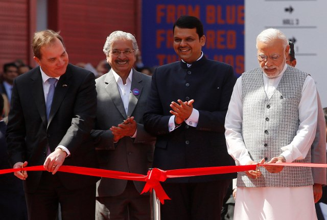 Indian PM Narendra Modi to hold talks with Nordic leaders in Stockholm
