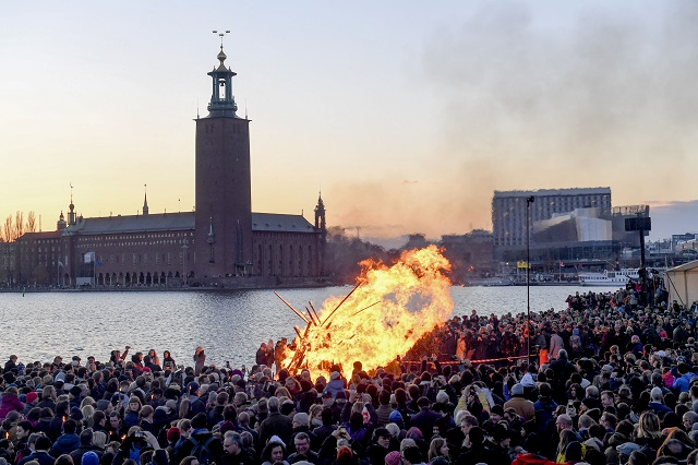 What exactly is Swedish Valborg, and where are the best places to celebrate it?