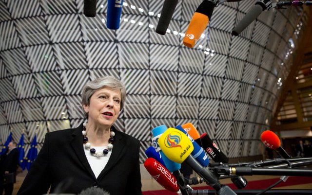 Theresa May to visit Sweden and Denmark next week