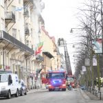 Police suspect arson after fire at Stockholm embassy building injures 14