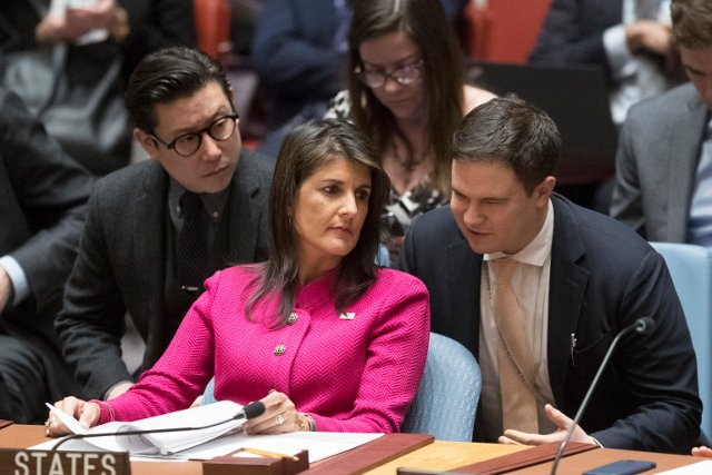 Divided UN Security Council heads to Sweden for Syria talks