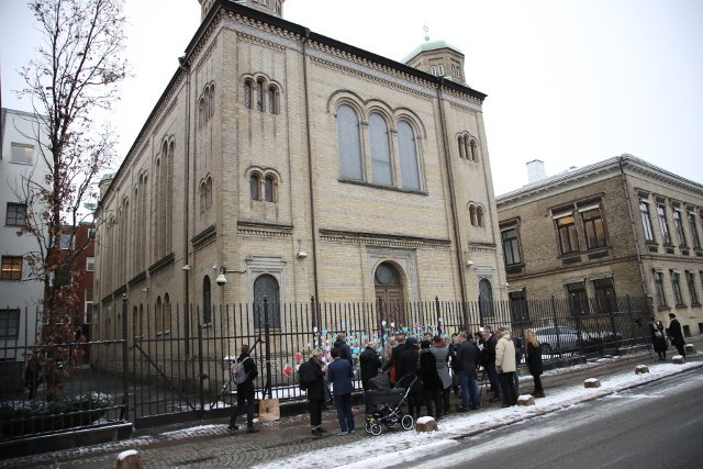 Three men to stand trial over Gothenburg synagogue attack