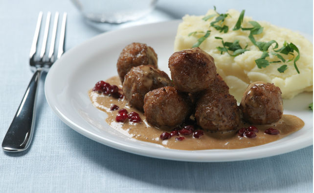 Are claims Swedish 'köttbullar' come from Turkey total balls?