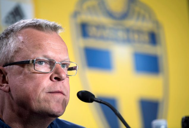 Can Janne Andersson get Sweden back to glory days?