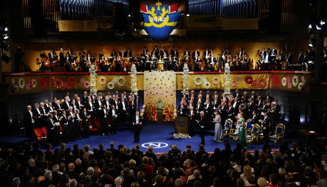 Five things to know about the Nobel Literature Prize