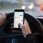 Swedes flout ban on texting behind the wheel