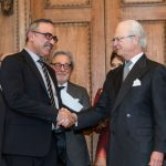 The King of Sweden is awarding a special prize to foreign entrepreneurs