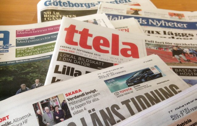 Swedes value media most in Europe, but populists an exception