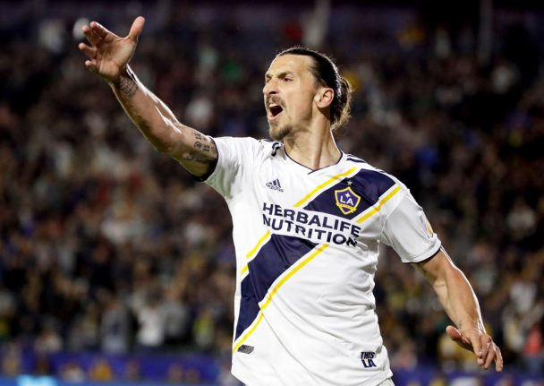 VIDEO: Zlatan tells fortunes and talks up his own greatness on late-night TV