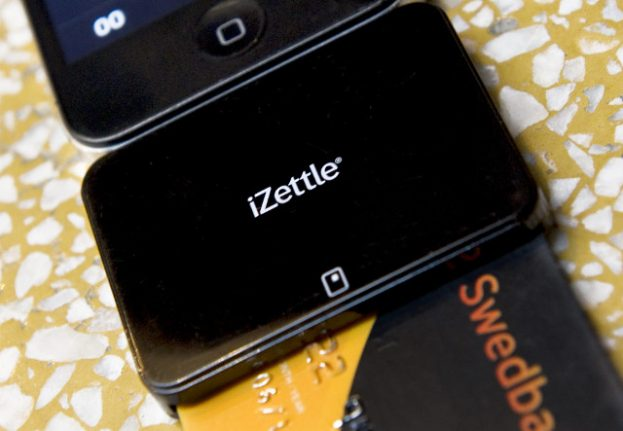 PayPal buys Swedish startup iZettle for $2.2bn