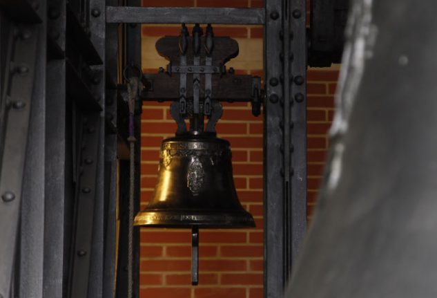 Swedish town that approved a mosque's calls to prayer did not reject church bells permit