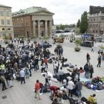 Swedish parliament gives 1000s of young asylum seekers a chance to stay