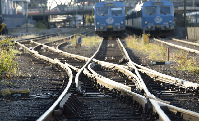 Dramatic increase in switching problems on Sweden's railways
