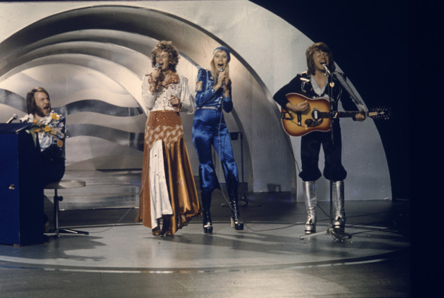 First images of the Abba reunion released