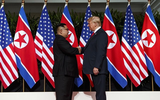 Sweden's Foreign Minister calls US-North Korea agreement a 'victory for diplomacy'