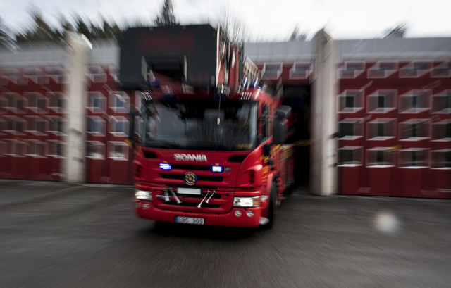 Swedish woman called fire service about fire she saw in her dreams