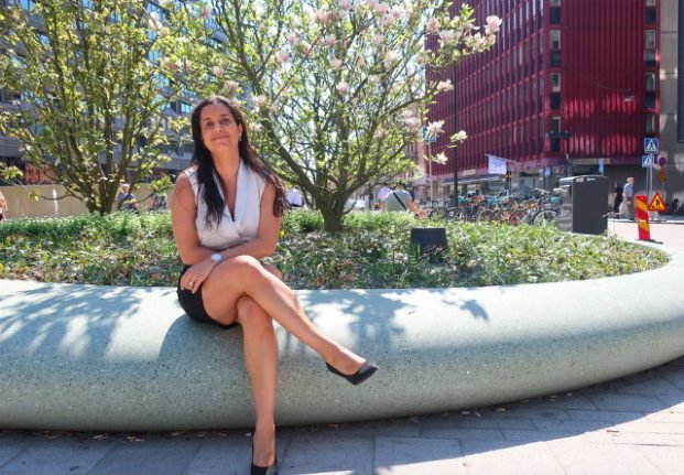 How this Brazilian business owner began importing goods to sell in Sweden
