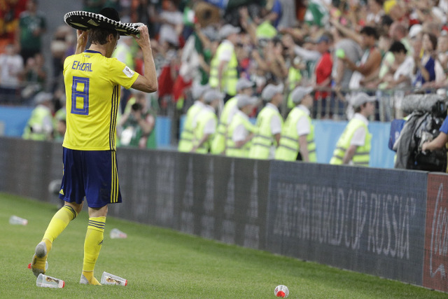 'Sweden shut Zlatan's mouth': The best reactions to Sweden's qualification for the World Cup last 16
