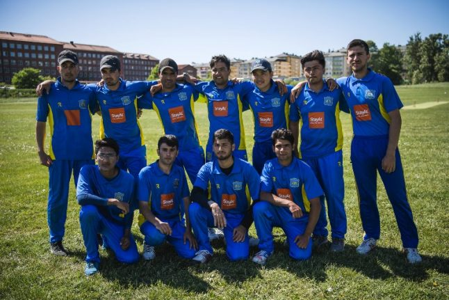 Cricket is booming in Sweden, thanks to migrants