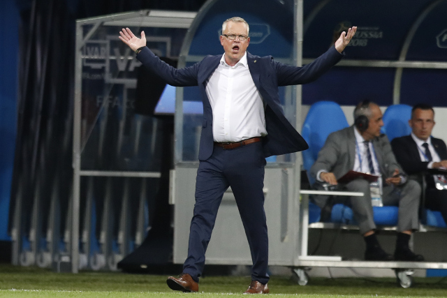 Germany's 'unsportsmanlike behaviour is not OK' angry Sweden coach says