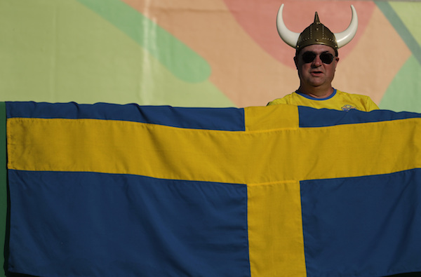 'I am being Swedish, expecting to lose but hoping to win': Swedes on their World Cup hopes v Mexico
