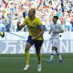 Sweden 1-0 South Korea: Captain Granqvist leads the charge as Swedes win their World Cup opener